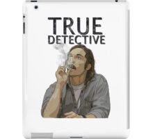 Rust - True Detective  iPad Case/Skin
