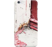 { Corners: where the walls meet #09 } iPhone Case/Skin