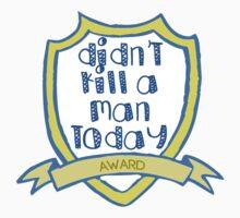 No Androcide Award by closetospring