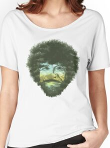 Happy Tree Women's Relaxed Fit T-Shirt