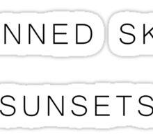 Summer Phrases! Sticker