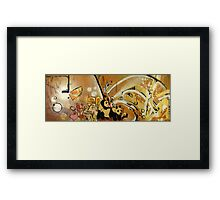 Panda Love Pop Series #6 Framed Print
