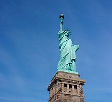Statue of Liberty by jwalker-175