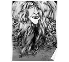 Hair-Mountain 1 Poster