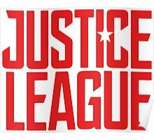 Justice League 002 Poster