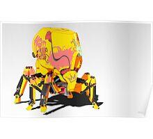 Flea Bot (full image) Poster