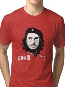 JON SNOW CHE GUEVARA Tri-blend T-Shirt