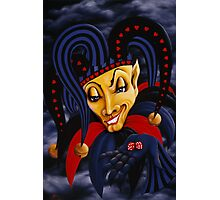 The Trickster!...  Photographic Print