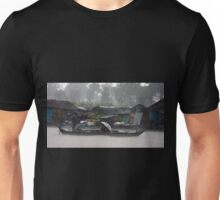 Caught in a Monsoon Unisex T-Shirt