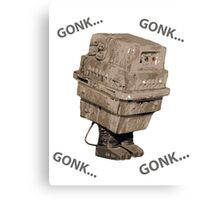 Gonk Droid/Power Droid Canvas Print