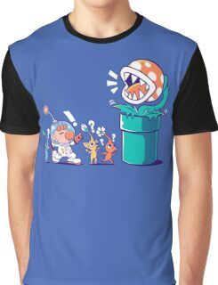 Wrong Planet Graphic T-Shirt