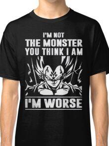 Vegeta Super Saiyan Classic T-Shirt