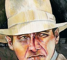 Indiana Jones. by alexantonelli