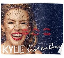 Kiss Me Once Poster