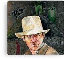 Indiana Jones. Canvas Print