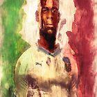 Mario Balotelli by JoeyKnuckles