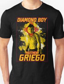 DIAMOND IN THE ZIA, MATTHEW GRIEGO Unisex T-Shirt
