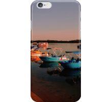 Maroochy River At Sunrise, Maroochydore. Queensland, Australia iPhone Case/Skin