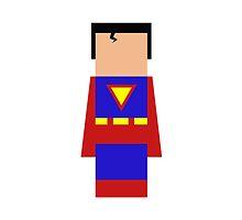 Superman by Andrea Ramirez