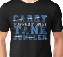 Support Only Unisex T-Shirt