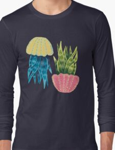 Mother-In-Law's Tongue Long Sleeve T-Shirt