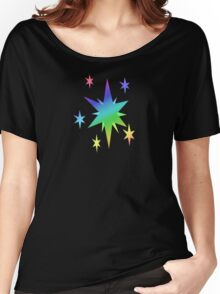 MLP - Cutie Mark Rainbow Special - Twilight Sparkle V3 Women's Relaxed Fit T-Shirt