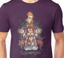 W2H - Hierarchy (alternate design) Unisex T-Shirt