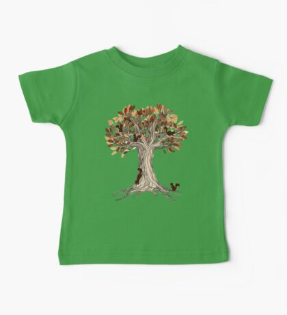 Little Visitors Baby Tee
