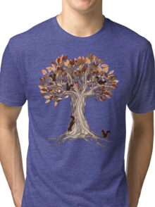 Little Visitors Tri-blend T-Shirt