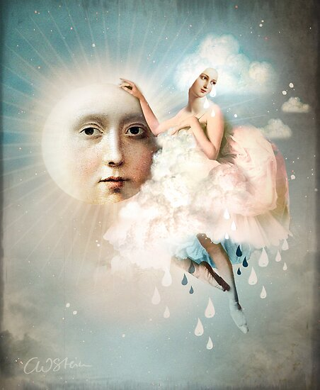 No Rain Today by Catrin Welz-Stein