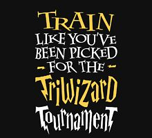 Train for the Triwizard Tournament Unisex T-Shirt