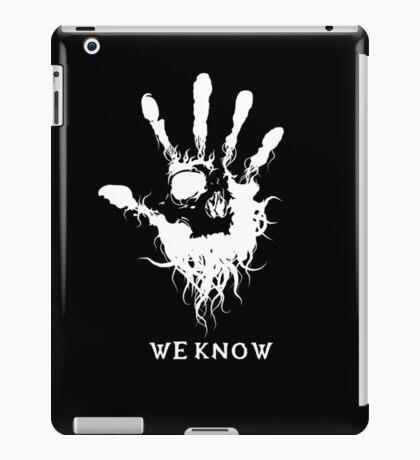 Dark Brotherhood iPad Case/Skin
