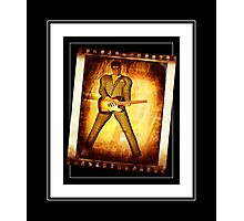 50s Rock Star Photographic Print
