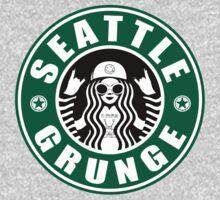 Seattle Grunge Kids Tee
