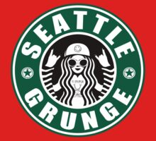 Seattle Grunge Baby Tee