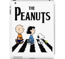 Peanuts Beatles iPad Case/Skin