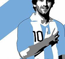 Lionel Messi by sdbros