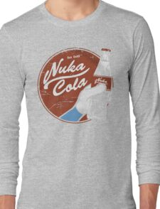 Nuka Cola Long Sleeve T-Shirt