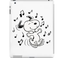 Dancing Snoopy iPad Case/Skin
