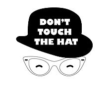 Don't Touch The Hat Photographic Print