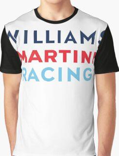 Williams Martini Racing 2016 Graphic T-Shirt