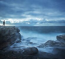Me and The Ocean by yankurniawan