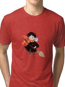 Le petit Sorcier Tri-blend T-Shirt
