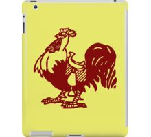 Does My Cock Look Funny to You? iPad Case/Skin