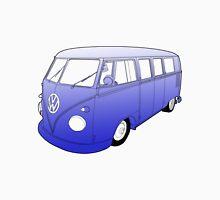 Blue VW Camper Unisex T-Shirt
