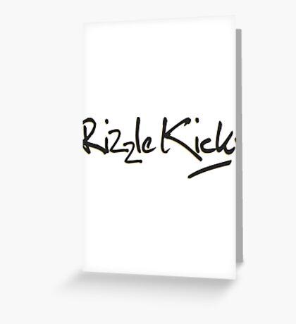Rizzle Kicks Greeting Card