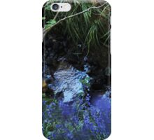Bluebell brook – Leigh Hill – Surrey iPhone Case/Skin