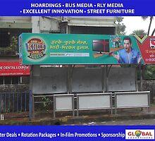 Bus Shelter Advertisers in Mumbai - Global Advertisers by sanjeevgupta