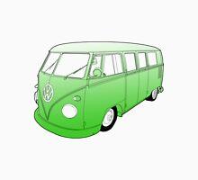 Green VW Camper Unisex T-Shirt