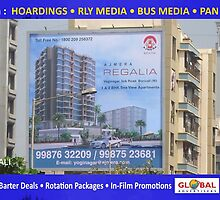 Media Planning Agencies in Mumbai - Global Advertisers  by sanjeevgupta